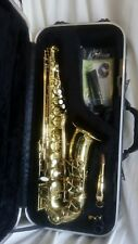 Earlham Saxophone Alto Professional Series II MODEL-Bill Lewington embout buccal