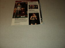 G135 CELINE DION ANDREA BERG '2004 GERMAN CLIPPING
