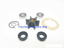 Raw Water Pump repair kit Johnson F35B-9 10-35187 Westerbeke 45765