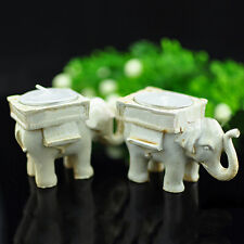Elephant Tea Light Candle Holder Candlestick Wedding Favor Home Decor Healthy