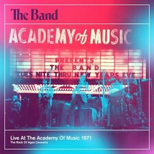 The Band - Live at the Academy of Music 1971 [New CD]