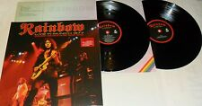 LP RAINBOW Live In Munich 1977 (2LP) STILL SEALED Deep Purple, Ritchie Blackmore
