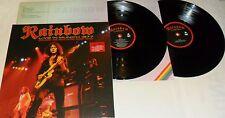 LP RAINBOW Live In Munich 1977 (2LP) STILL SEALED Deep Purple, Ritchie Blackmore