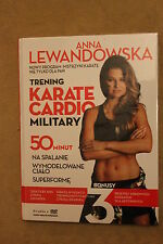 Anna Lewandowska: Trening Karate Cardio Military (DVD)