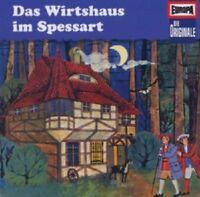 EUROPA-DIE ORIGINALE - 26/DAS WIRTSHAUS IM SPESSART  CD KINDER HÖRSPIEL  NEU