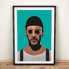 LEON THE PROFESSIONAL CANVAS PRINT PICTURE WALL ART FREE FAST DELIVERY Art Prints