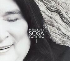 MERCEDES SOSA - CANTORA 1 [DIGIPAK] NEW CD