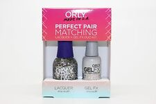31143 - Orly Gel FX .3oz + Nail Lacquer .6oz Combo - Holy Holo!
