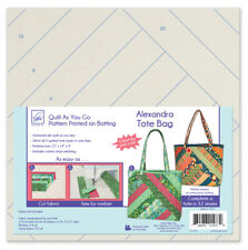 June Tailor JT-1477 Quilt As/Go Alexandra Tote Bag