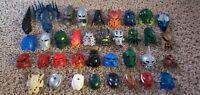 Lego Bionical Masks lot of 36
