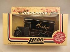 LLEDO  Days-Gone  Dennis 1934 Parcels Van   #16016  Hamleys  NIB  (10)