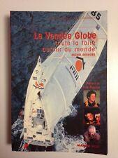 LE VENDEE GLOBE TOUTE LA TOILE AUTOUR DU MONDE // ED. MANGO SPORT 2001