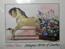 Antique Horse of Course by Helen Paul