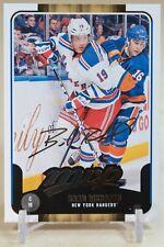 2011-12 Upper Deck Victory MVP Brad Richards #113 NY Rangers