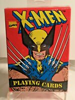 1993 Marvel X-Men SEALED PLAYING CARDS wolverine & more FREE SHIPPING