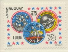 URUGUAY 1976 APOLLO SOYUZ superb U/M
