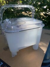 Hoover Steam Vac Dirty Water Recovery Tank & Lid