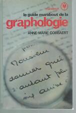Le guide marabout de la graphologie. Anne-Marie COBBAERT. Z010