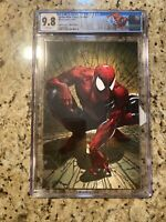 AMAZING SPIDER-MAN #1 CGC 9.8 FACSIMILE CLAYTON CRAIN VIRGIN