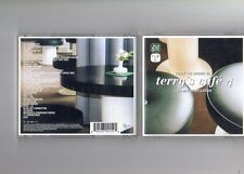 Terry Lee Brown Jr - Terry's Cafe Vol. 4 - CD MIXED - TECH HOUSE - PLASTIC CITY