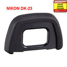 Protector ocular Eyecup Nikon digital Dk-23 D7100 D3000 D600 D300s D700 D300