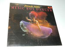 NEW sealed LP FRANK MILLS music box dancer POLYDOR spécial edition 2836-204