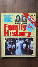 Gillian Wearing – Family History (1st/1st UK 2007 hb) Turner Prize winner ltd ed