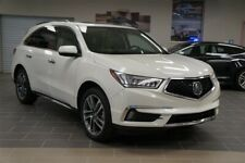2017 ACURA MDX Advance Pkg BLIND SPOT MONITOR CAMERA WARRANTY