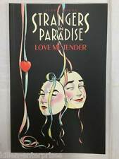 Strangers in Paradise: Love Me Tender TPB Abstract 1997