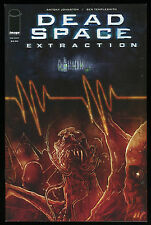 Dead Space Extraction One Shot Comic Nintendo Wii Video Game Bagged Boarded Rare