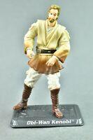 "Star Wars Clone Wars Tartakovsky Clone Wars Obi Wan Kenobi Figure 3.75"" Hasbro"