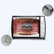 Coffee Roaster☇Beans Peanut BBQ Rotisserie Grill Roaster Drum Oven Basket Baking