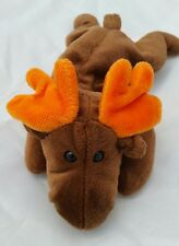 Chocolate the Moose Ty Beanie Baby 6 inch