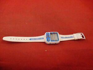 Super Mario Bros. Nintendo NES Nelsonic Game Watch 1989 RARE WHITE Version