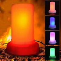 Colorful LED Burn Flicker Flame Effect Fire Light Bulb Christmas Decorative Lamp