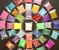 100G GLITTER WINE GLASS CRAFT HOLOGRAPHIC IRIDESCENT NAIL ART FLORISTRY DUST 99p
