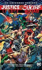 Justice League vs. Suicide Squad [Justice League: Dc Universe Rebirth] Williamso