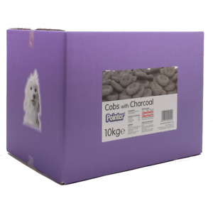 Pointer Charcoal Cobs Dog Treat Biscuits - 10kg