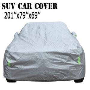 Universal Fit Car Cover Waterproof Sun UV Rain Dust Resistant SUV Protection YXL