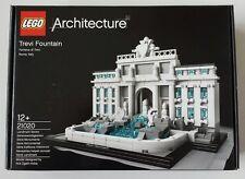 Lego Arquitectura Fontana de Trevi 21020 - - Nuevo En Caja Sellada