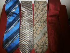 Classy & Modern Carnaval of Venice Silk Tie - Chose yours