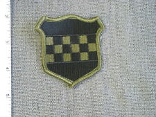 1968 - 1985 TIOH sample U. S. Army 99th ARCOM (Merrowered - no plastic) by Best