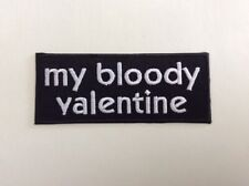 M295 PATCH ECUSSON MY BLOODY VALENTINE 10*4 CM