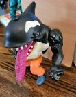 RARE MOBY LICK STREET SHARKS Action Figure 1995 Street Wise Designs Killer Whale