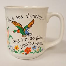 Grandpas are Forever and I'm So Glad You're Mine Coffee Mug Mallord Duck B73