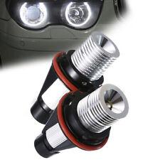 Fit For BMW Angel Eyes Halo White LED Ring Marker Light Bulbs X5 E39 E60 E63 US