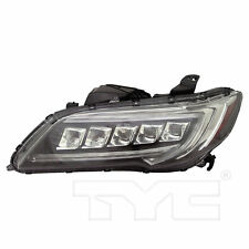 ACURA RDX 2016-2018 LEFT DRIVER LED HEADLIGHT HEAD LIGHT FRONT LAMP W/BULBS