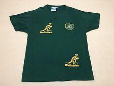 RUGBYORIGINALS AUSTRALIA WALLABIES SHIRT MENS ~ SZ XL ~ IRB RUGBY WORLD CUP 2003
