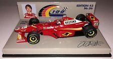Minichamps F1 Williams Mecachrome FW20 1998 Heinz-Harald Frentzen 1/43