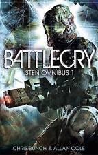 Battlecry: Sten Omnibus 1 by Chris Bunch, Allan Cole (Paperback, 2010)